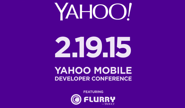 Yahoo's Mobile Developers Conference 2015