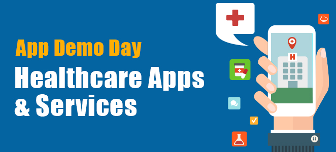 Healthcare Mobile App Demo Day