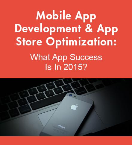 mobile app development and app store optimization
