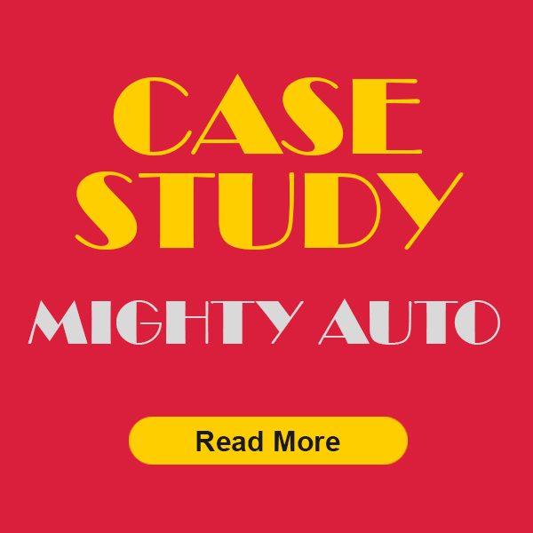 case study mighty auto