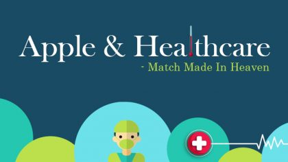Apple And Healthcare - Match Made In Heaven