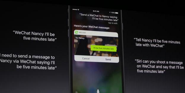 Siri Goes Open Source With SiriKit